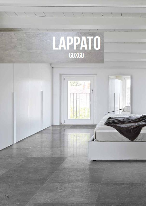 Brady Tile Imports Stone Evolution Grijs Lappato Grey