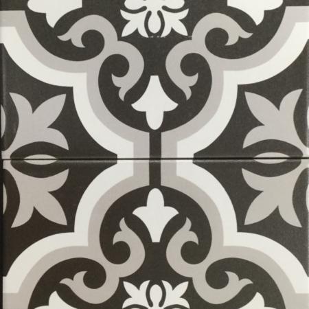 Braga Classic Black & White Decor